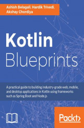 Okładka: Kotlin Blueprints