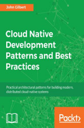 Okładka książki: Cloud Native Development Patterns and Best Practices