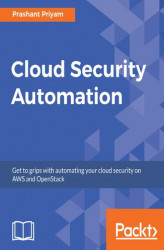 Okładka książki: Cloud Security Automation