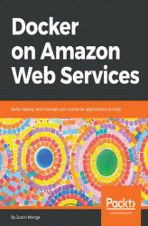 Okładka: Docker on Amazon Web Services