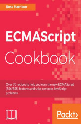 Okładka: ECMAScript Cookbook