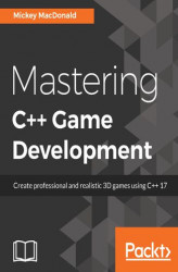 Okładka: Mastering C++ Game Development