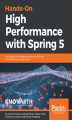 Okładka książki: Hands-On High Performance with Spring 5