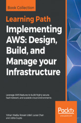 Okładka książki: Implementing AWS: Design, Build, and Manage your Infrastructure