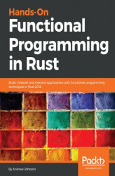 Okładka: Hands-On Functional Programming in Rust