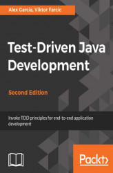 Okładka: Test-Driven Java Development, Second Edition