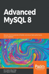 Okładka: Advanced MySQL 8