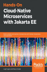 Okładka książki: Hands-On Cloud-Native Microservices with Jakarta EE