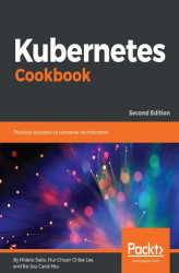 Okładka: Kubernetes Cookbook