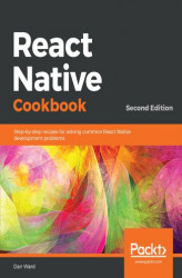 Okładka książki: React Native Cookbook