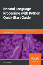 Okładka książki: Natural Language Processing with Python Quick Start Guide