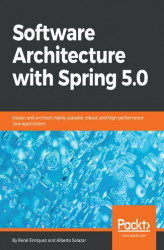 Okładka: Software Architecture with Spring 5.0