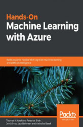 Okładka: Hands-On Machine Learning with Azure