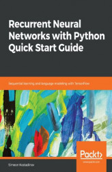 Okładka: Recurrent Neural Networks with Python Quick Start Guide