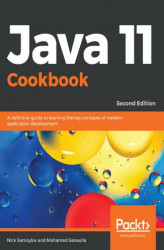 Okładka: Java 11 Cookbook