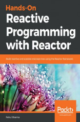 Okładka: Hands-On Reactive Programming with Reactor