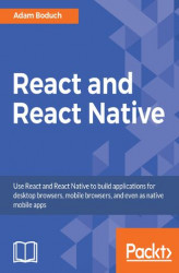 Okładka: React and  React Native