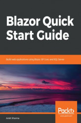 Okładka: Blazor Quick Start Guide