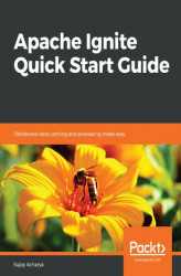 Okładka: Apache Ignite Quick Start Guide