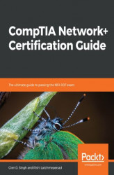Okładka: CompTIA Network+ Certification Guide