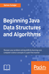 Okładka książki: Beginning Java Data Structures and Algorithms
