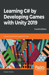 Okładka: Learning C# by Developing Games with Unity 2019