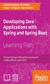 Okładka książki: Developing Java Applications with Spring and Spring Boot