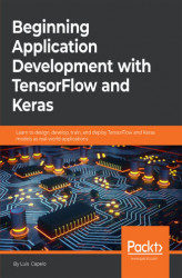 Okładka: Beginning Application Development with TensorFlow and Keras