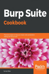 Okładka: Burp Suite Cookbook