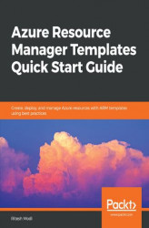 Okładka: Azure Resource Manager Templates Quick Start Guide