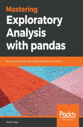 Okładka: Mastering Exploratory Analysis with pandas