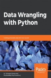 Okładka: Data Wrangling with Python