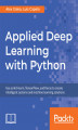 Okładka książki: Applied Deep Learning with Python