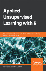 Okładka: Applied Unsupervised Learning with R