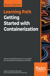Okładka książki: Getting Started with Containerization