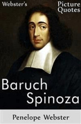 Okładka: Webster's Baruch Spinoza Picture Quotes