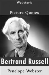 Okładka: Webster's Bertrand Russell Picture Quotes