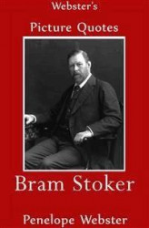 Okładka: Webster's Bram Stoker Picture Quotes