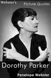 Okładka: Webster's Dorothy Parker Picture Quotes
