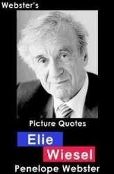 Okładka: Webster's Elie Wiesel Picture Quotes