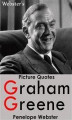 Okładka książki: Webster's Graham Greene Picture Quotes