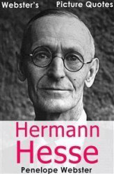 Okładka: Webster's Hermann Hesse Picture Quotes