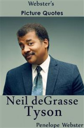 Okładka książki: Webster's Neil deGrasse Tyson Picture Quotes