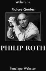 Okładka książki: Webster's Philip Roth Picture Quotes