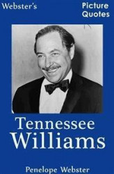 Okładka: Webster's Tennessee Williams Picture Quotes