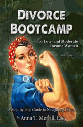 Okładka książki: Divorce Bootcamp for Low- and Moderate-Income Women (6th Edition)