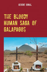 Okładka: The Bloody Human Saga of Galapagos