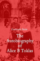 Okładka: The Autobiography of Alice B Toklas
