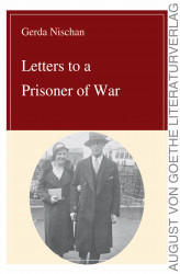Okładka: Letters to a Prisoner of War
