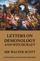 Okładka: Letters on Demonology and Witchcraft